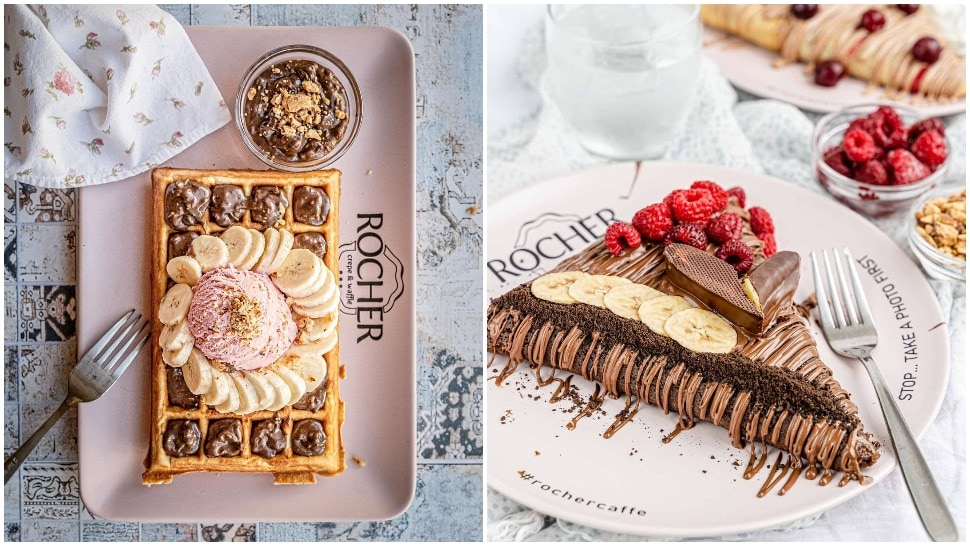 Rocher Caffe – najslađe mjesto na kojem ćete pojesti palačinke i vafle