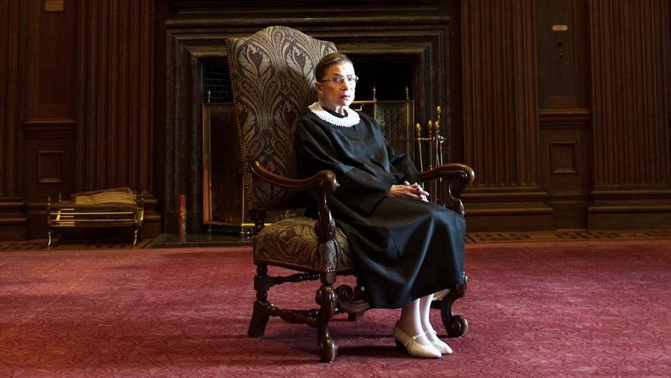 Žene ispred svog vremena: Ruth Bader Ginsburg