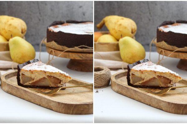 Tonkina kužina: Zasladite ponedjeljak ovom finom tortom s kruškama