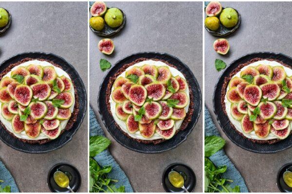 Kate Homecooking: Torta sa smokvama i kremom od mascarponea