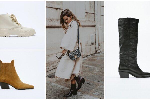 Zara ima odličnu kolekciju čizama za jesen – donosimo 20 najboljih modela