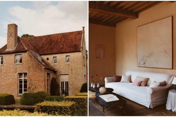 Oduševio nas je novi Zara Home editorijal snimljen u predivnom belgijskom dvorcu