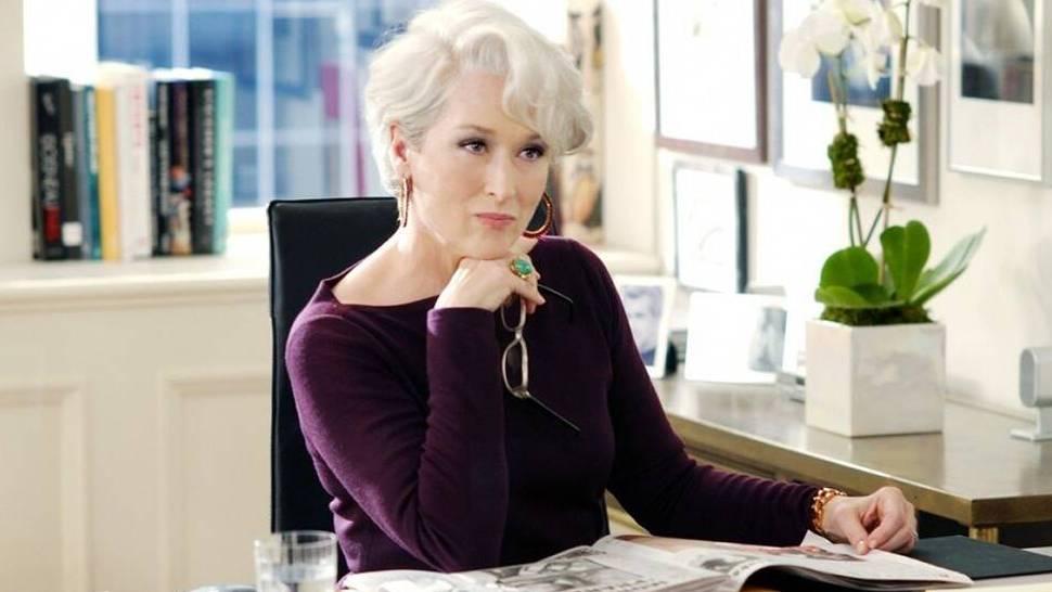filmovi Meryl Streep - The Devil Wears Prada cover