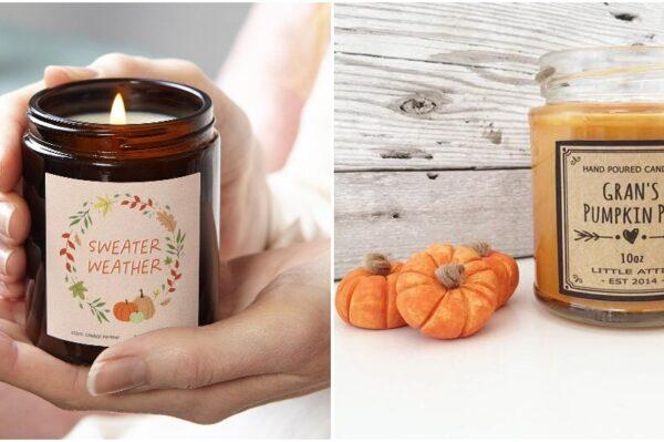 Na Etsyju smo pronašli svijeće koje mirišu na jesen