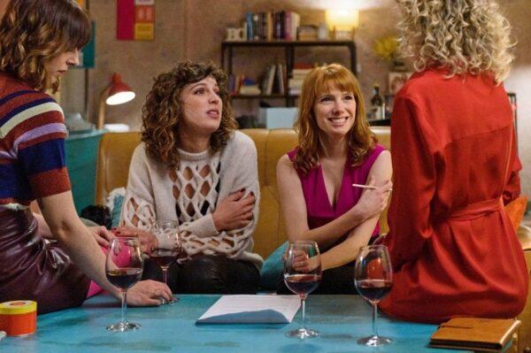Jeste li već pogledali simpa španjolsku seriju koja neodoljivo podsjeća na Seks i grad?