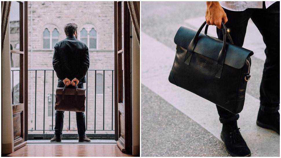 Journal Man: Nove torbe za laptop idealne za jesenski poslovni look