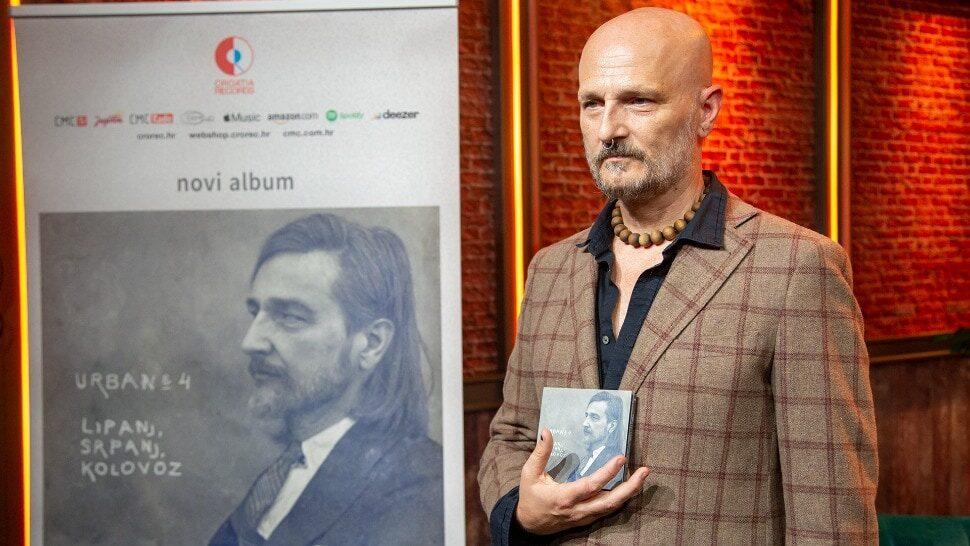 """Bili smo na promociji odličnog novog albuma """"Urban&4 – Lipanj, srpanj, kolovoz"""""""