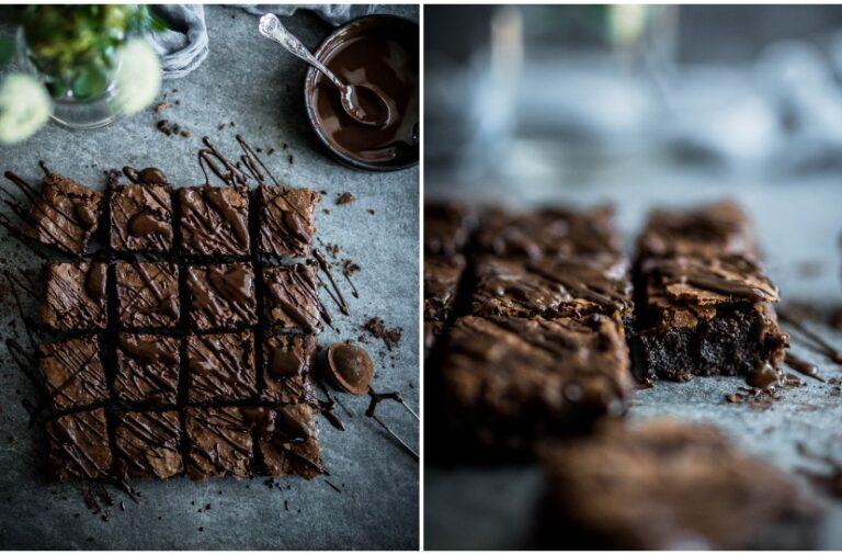 COOKam i guštam: Brutalno čokoladni browniesi za kišnu nedjelju