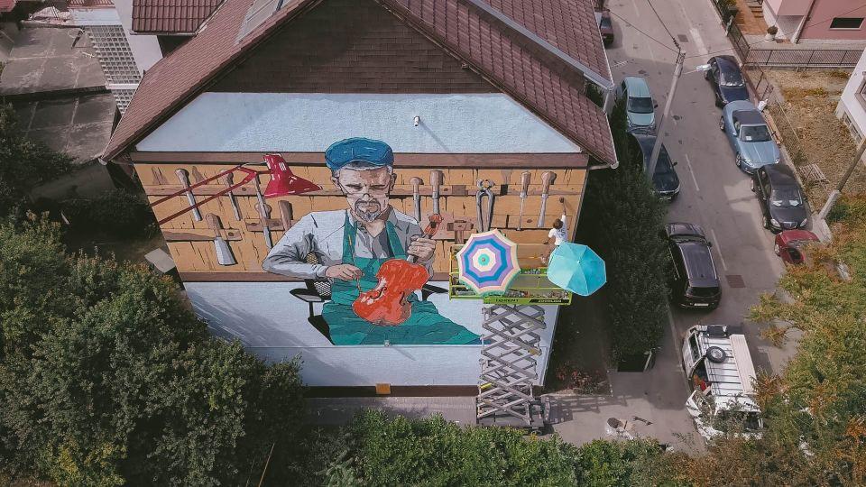 Prošećite s nama zagrebačkim ulicama i otkrijte predivne murale posvećene obrtnicima
