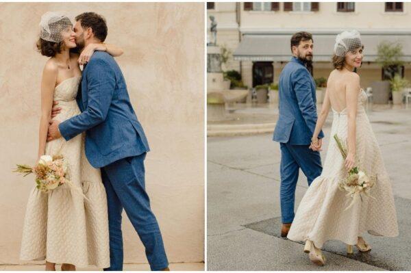 Udala se naša poznata blogerica Ana Bacinger – i izgledala je predivno