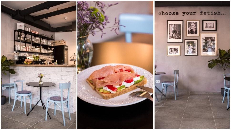 Bistro Fetiš je novo šarmantno mjesto u Martićevoj za dobru kavu i ukusne zalogaje