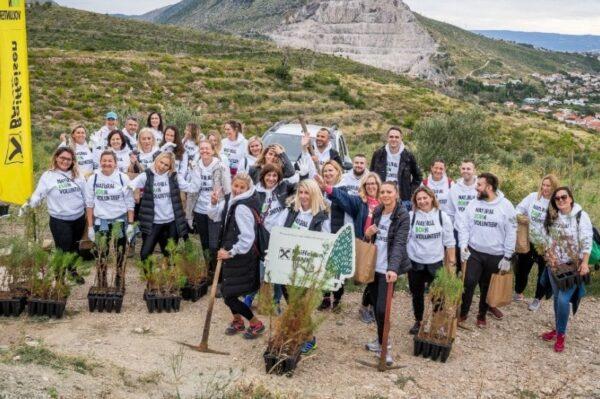 Pogledajte divnu akciju u Dalmaciji koja će vas inspirirati da se i vi pokrenete