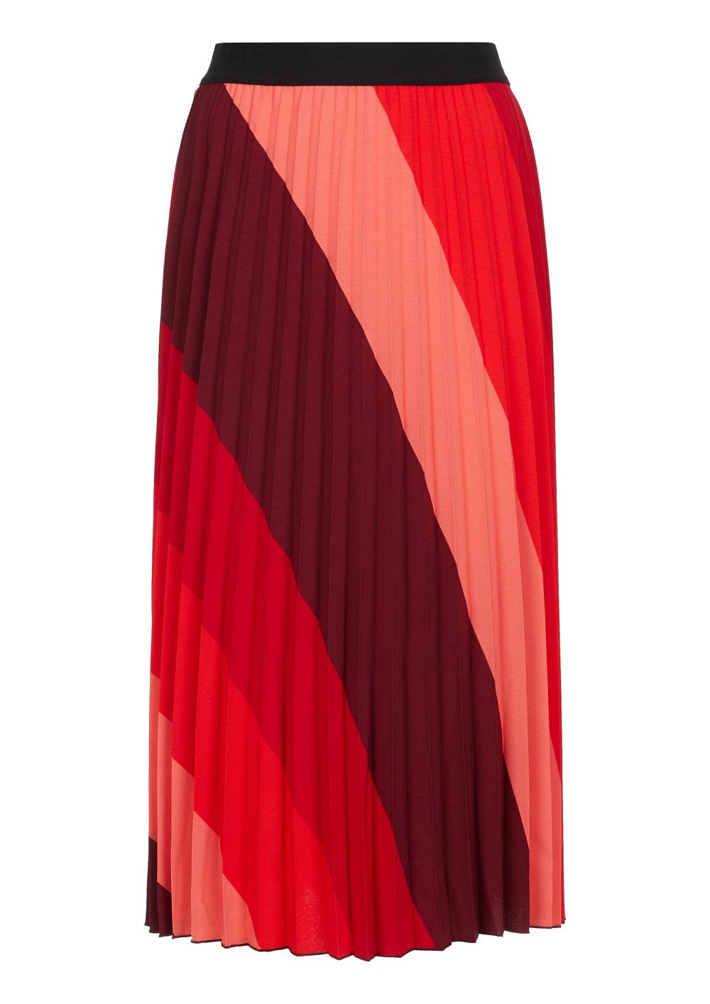 Comma crvena boja i ružičasta boja jesen 2020.