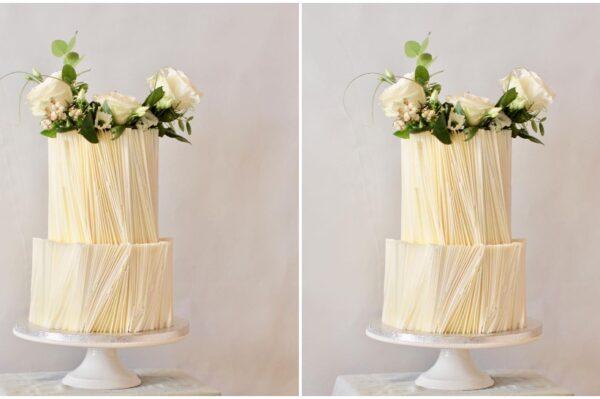 Najljepšu svadbenu tortu ove sezone potpisuje domaća slastičarnica
