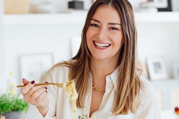 Blogerica Hungry Anja nas je ugostila u svom domu i pripremila nam najfiniju jesensku tjesteninu