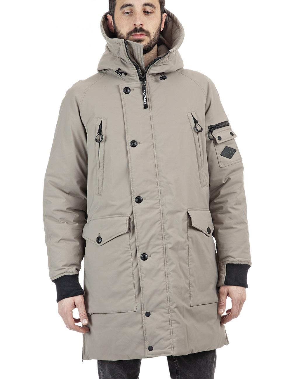 Replay zimske jakne za njega 2020.
