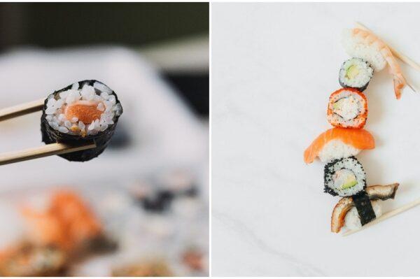Naučite osnove izrade sushija na super radionici u Studiju Katran