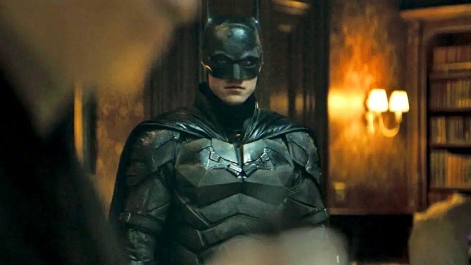 The Batman cover