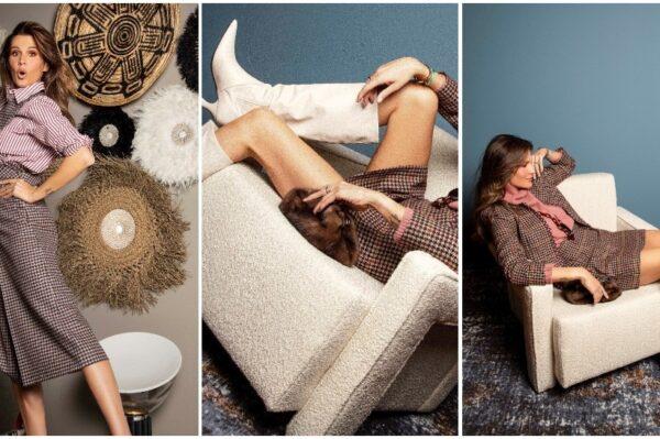 Iva Radić u novim modelima iz perfektne Weekend Max Mara kolekcije