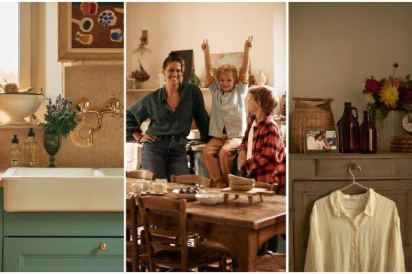 Zara Home nas u novom editorijalu vodi u dom poznate lifestyle blogerice