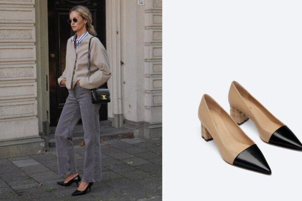 Jesenske cipele na petu u kojima ćete moći provesti cijeli dan