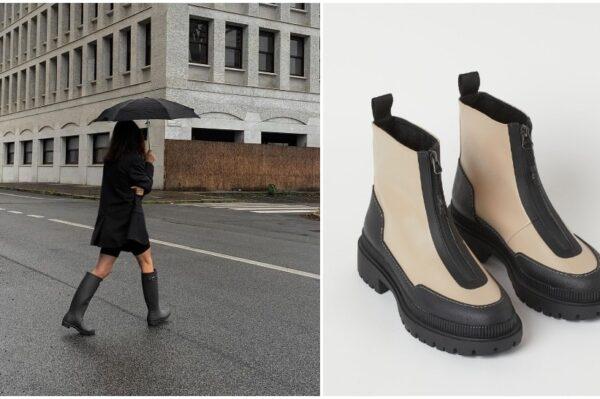 Najbolje gumene i kožne čizme  za kišne dane ispred nas