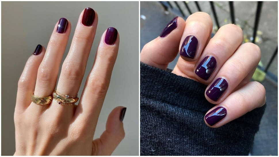 'It' boja laka za nokte za listopad