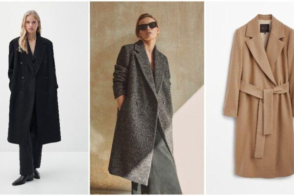 5 klasičnih modela kaputa koji će se naći u većini ženskih garderoba ove zime