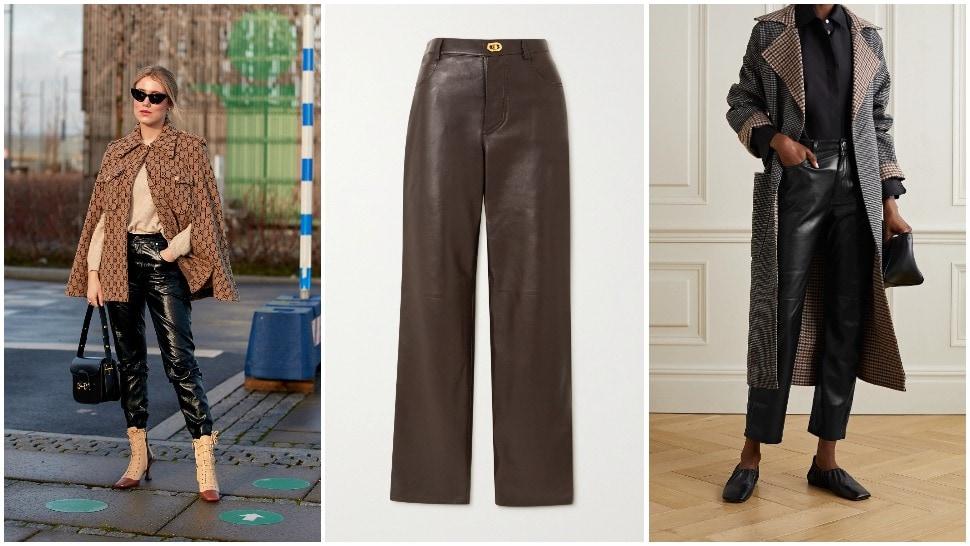 Kožne hlače su jedan od najboljih modnih favorita za jesen- izdvojile smo 40 hit modela