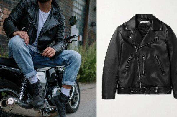 Journal Man: Najbolje kožne jakne za jesensku sezonu