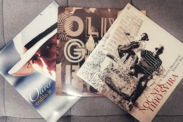 Oliverovi omiljeni albumi od sada na vinilu