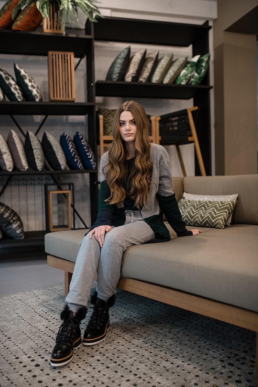Esmara kolekcija modni editorijal prosinac 2020.