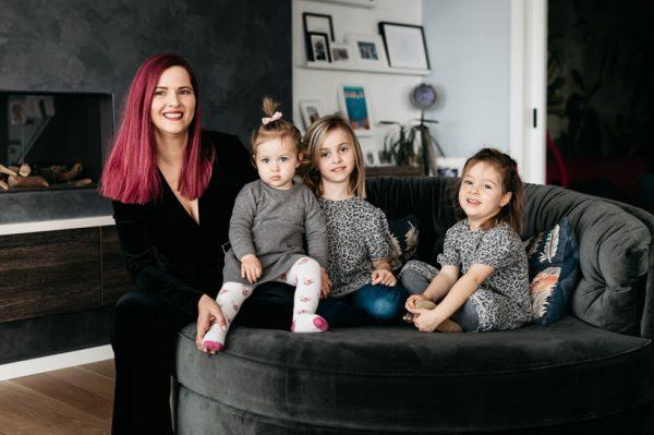 Moderna mama: Slavica de Jong