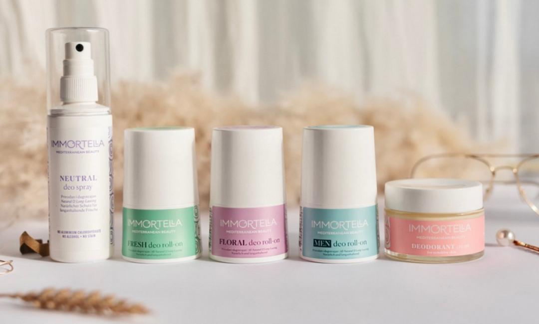 Omiljeni domaći beauty brend odsad ima i dezodoranse za najdugotrajniji osjećaj svježine