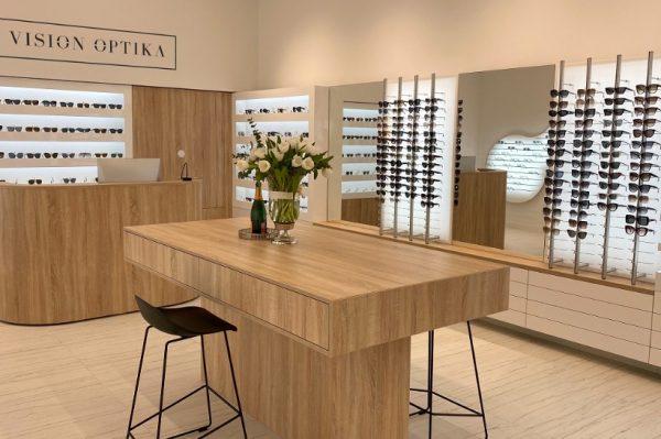 Nova Alfa Vision Optika je otvorena u shopping centru Supernova Garden Mall