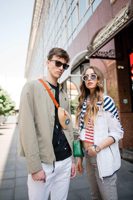 Designer Outlet Croatia x Garmin modni editorijal proljeće 2021.