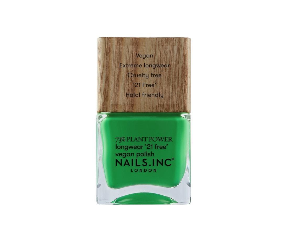 Nails Inc smaragdno zelena