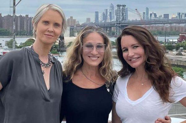 Sarah Jessica Parker objavila je prvu fotku sa seta novih epizoda serije 'Seks i grad'