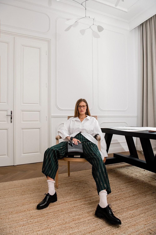 City Center one modni editorijal: Poslovna garderoba za jesen 2021.